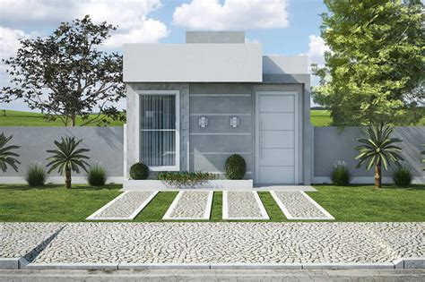 casa vidas planta minha casa minha vida pequena projetos de casas
