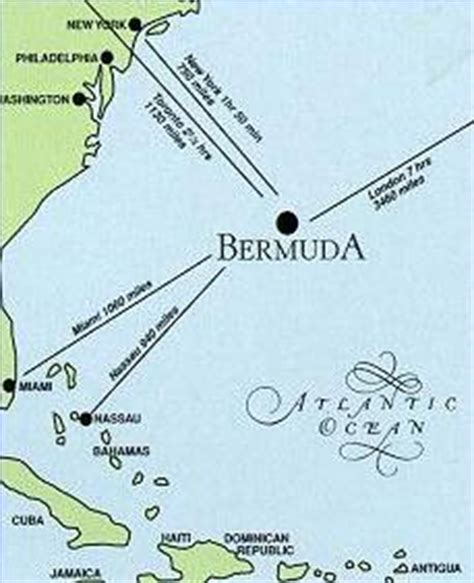 map of usa and bermuda bermuda s 123 islands