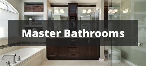 101 custom master bathroom design ideas 2018 photos