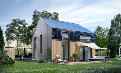 Fertighaus 80 Qm by Ein Singlehaus F 252 R Zwei Tiny Houses