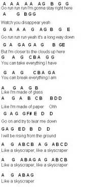 Break Letter Song results for let it go piano notes with letters calendar 2015