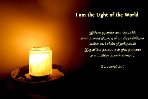 The Of Light light of the world about jesus