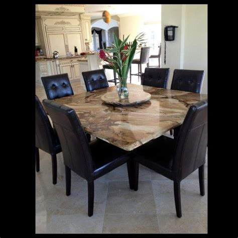 black granite top kitchen table best 20 granite table ideas on