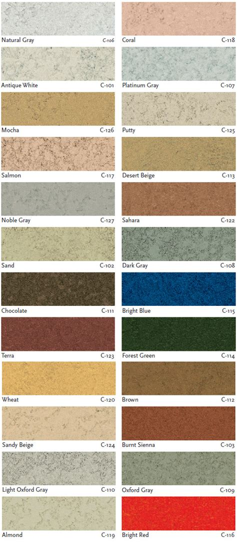 quikrete liquid cement color quikrete liquid cement color chart choice image chart