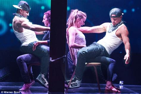 magic mike movie clip 2 dancing with the stars alexa and carlos penavega rehearse