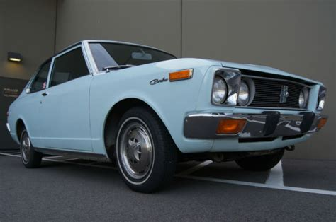 72 Toyota Corolla For Sale 1972 Toyota Ta12 Similar To Celica