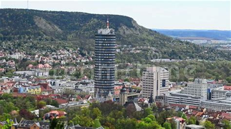 jena germany view stock video video: 44913787