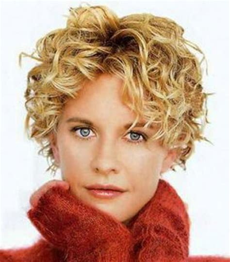 curly hairstyles haircut meg ryan short curly hairstyle my experience hairstyle