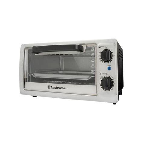 Toastmaster Toaster Oven Toastmaster 4 Slice Stainless Steel Toaster Oven 1694
