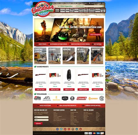 Custom Store Design Bigcommerce Template And Store Design Custom Bigcommerce Templates