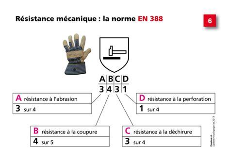 Cours 2 Les Gants De Protection R 233 Sistance M 233 Canique