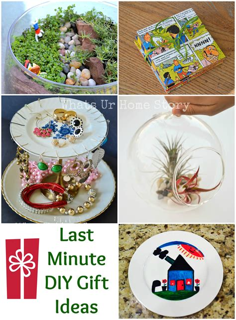 last minute gift ideas last minute diy gift ideas a giveaway whats ur