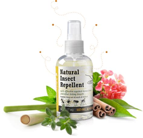 natural mosquito repellents free natural insect repellent sle sweetfreestuff com