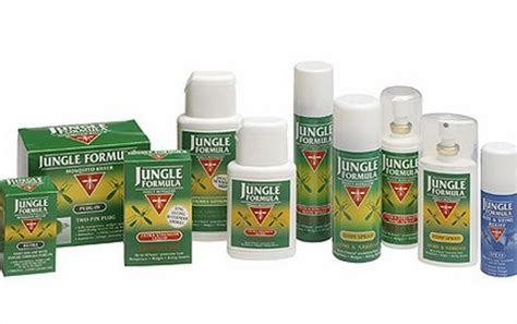 protect yourself with jungle formula! | daily mail online