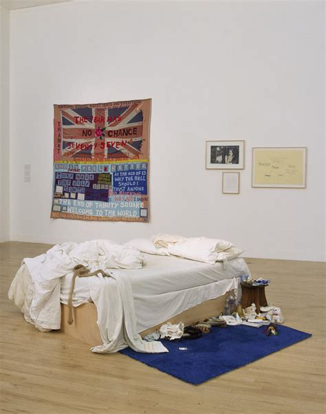 tracey emin my bed my bed tracey emin tate