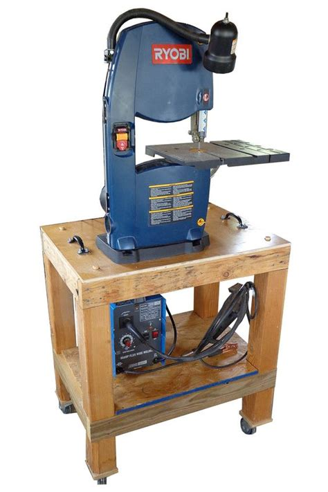 bench mounted band saw band saws woodworking plans and woodworking on pinterest