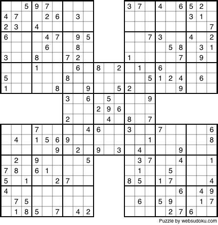 printable sudoku puzzles level 1 of 8 web sudoku printable daily sudoku variation