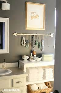 Diy Bathroom Ideas by 35 Diy Bathroom Decor Ideas You Need Right Now Diy
