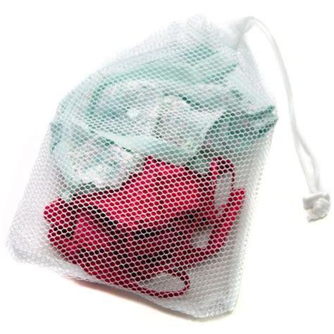 Mesh Washing Bag mesh laundry washing bag with lockable drawstring caraselle