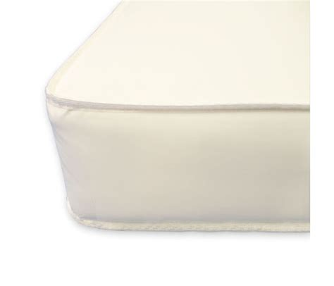 Naturepedic No Compromise Organic Cotton Classic 252 Crib Mattress Naturepedic No Compromise Organic Cotton Classic Crib Mattress