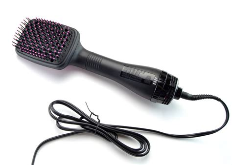 Revlon One Step Hair Dryer And Styler Paddle Brush by Revlon One Step Hair Dryer And Styler Review