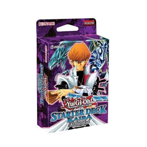 yu gi oh trading card starter deck yu gi oh kaiba reloaded starter deck order buy