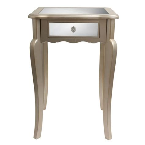 small mirrored accent table 1000 ideas about small accent tables on pinterest