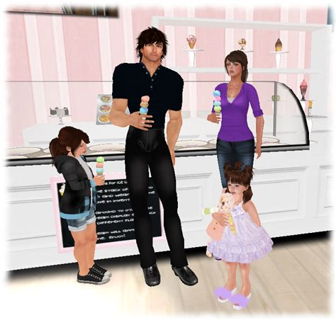 a family tradition second life for a second empire family life in second life march 2011