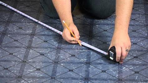 Installing Vinyl Tile Over Linoleum : Let's Talk Flooring
