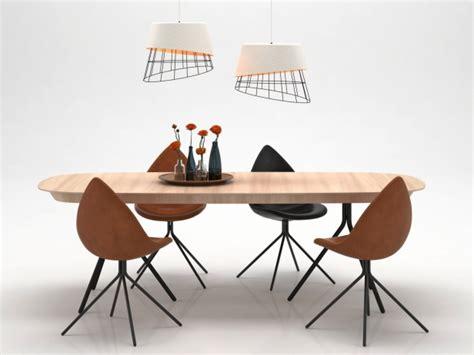 ottawa table 3d model boconcept