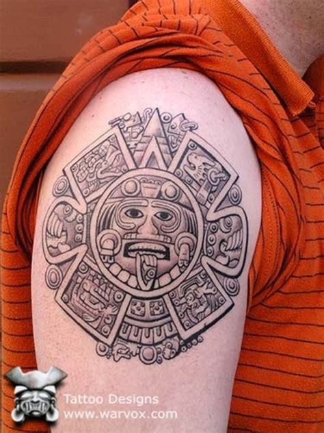 mayan tattoo designs history 40 ancient mayan tattoo designs