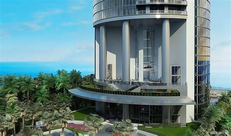 porsche design tower pool porsche design tower miami luxury oceanfront condos in