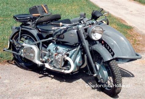Motorrad Verkauf Nach Holland by Model 580 I Pagina Van De Condorclub Holland