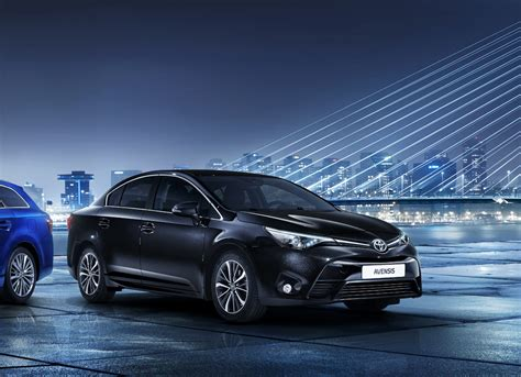2016 Toyota Avensis 2016 Toyota Avensis Iii Pictures Information And Specs