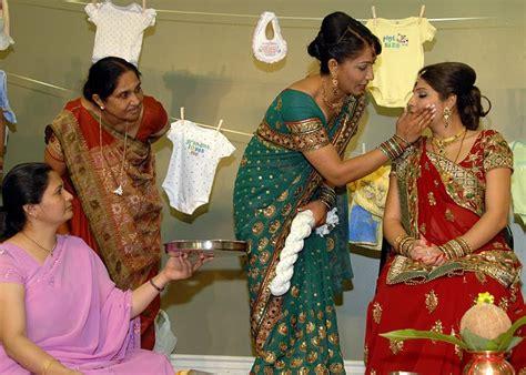 Hindu Baby Shower Ceremony by Baby Shower Ceremony Of Jasmina Bhavesh Patel 2