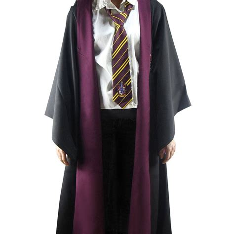 harry potter robes official harry potter wizard robe cloak gryffindor size s