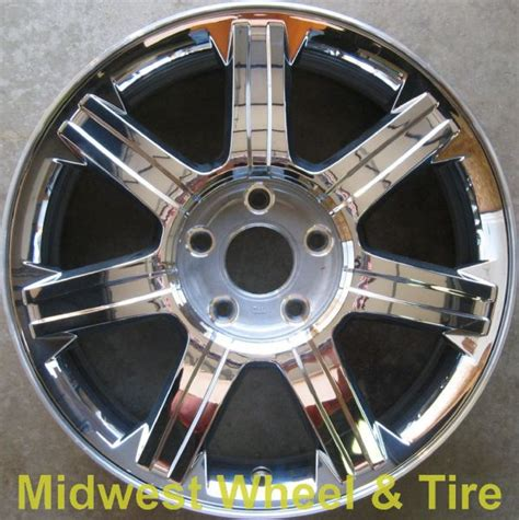 2005 Chrysler Pacifica Tire Size by Chrysler Pacifica 2258cc Oem Wheel 04766500aawpy Oem