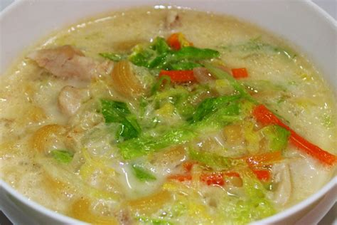 how to cook chicken macaroni soup recipe english youtube