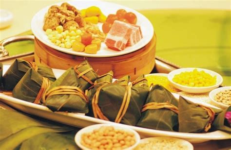 dragon boat festival and food chinese food cuisine 171 easy tour china