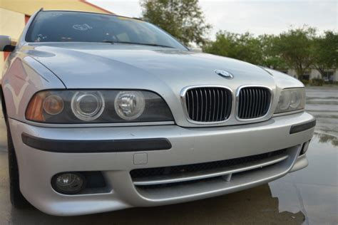 Bmw Bumpers by For Bmw E39 5 Series M5 Style Polypropylene Or Abs Front