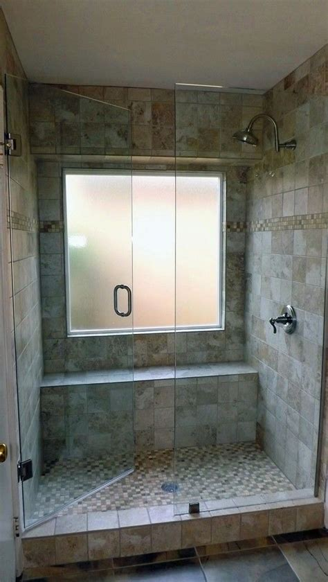 bathroom showers with windows 25 best ideas about shower kits on subway