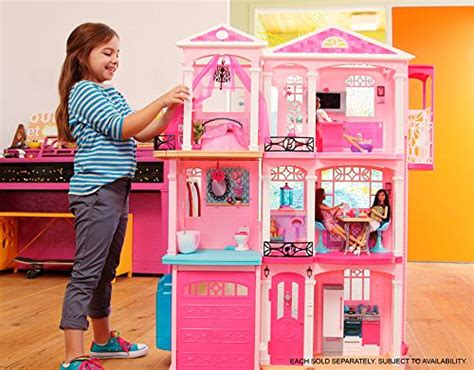 barbie dream house buy barbie dreamhouse buy online in uae toy products in the uae see prices reviews