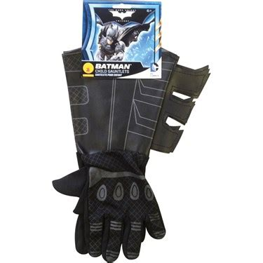 batman gauntlet tattoo buy batman the dark knight child gauntlet gloves