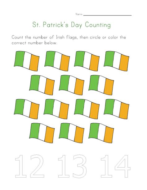 st s day dltk free coloring pages of number fourteen