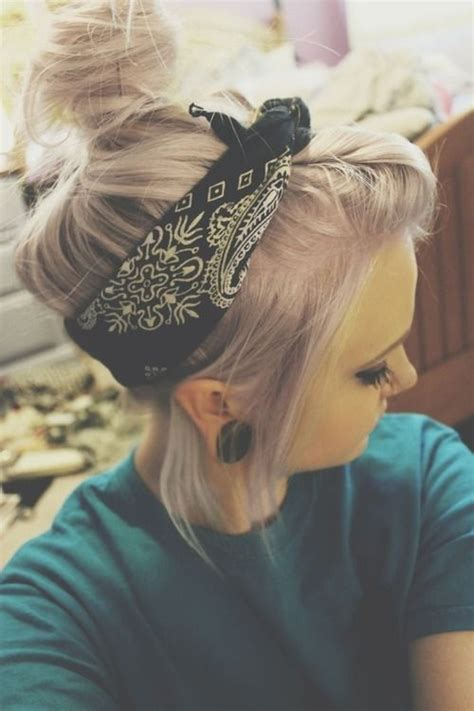emo hairstyles tied up best 25 bandana hairstyles ideas on pinterest bandana