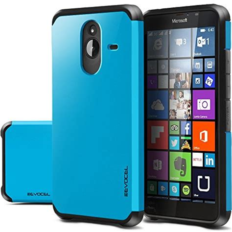 Hp Nokia Lumia Xl 640 nokia lumia 640 xl evocel 174 dual layer armor protector import it all