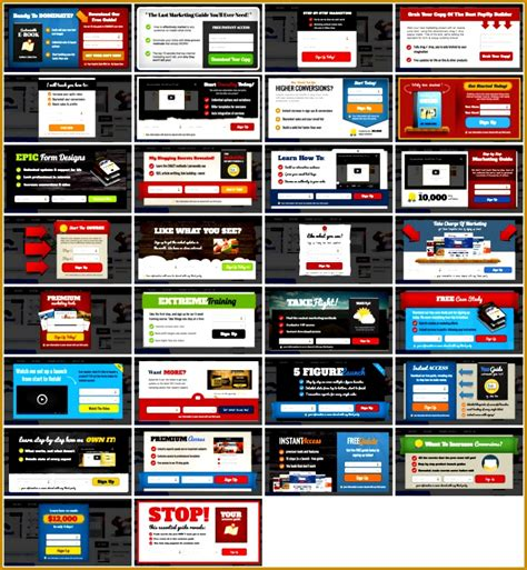 Opt In Form Templates by 7 Free Opt In Form Templates Fabtemplatez
