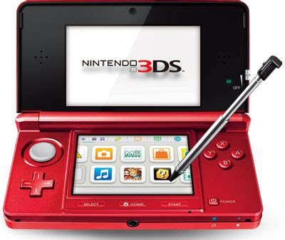 nintendo 3ds: good handheld gaming console for 3d gaming