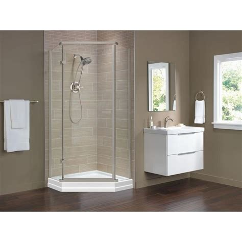 Corner Shower Doors Glass 25 Best Ideas About Neo Angle Shower On Neo Angle Shower Doors Corner Showers And