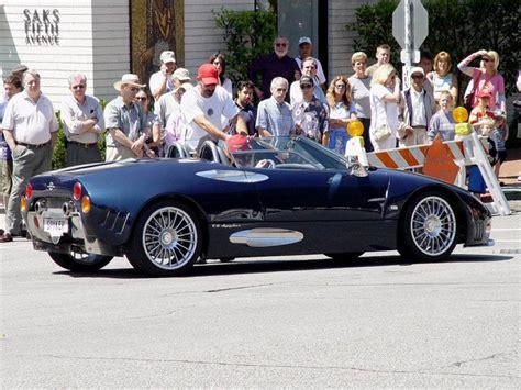 2000 spyker c8 spyder review top speed